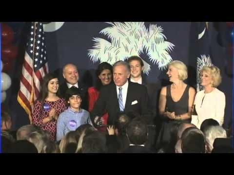 RAW: SC Gov. Nikki Haley's acceptance speech