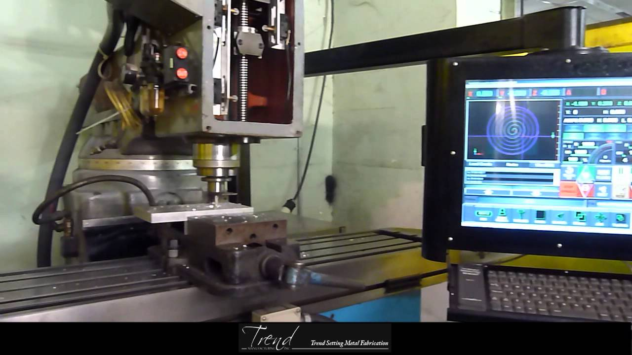 Cnc Mill For Sale >> 3 Axis CNC Milling Machine - Mach 3 RetroFit - YouTube