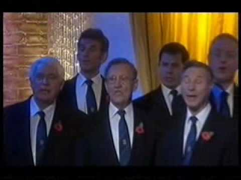 The Fron Choir and Rolf Harris sing Two Little Boys