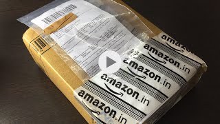 Amazon & iphone5c unboxing !