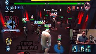 Get 5M damage in P2 Heroic Sith Raid