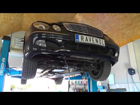Automatic Oil Change Mercedes W211