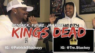 Jay Rock, Kendrick Lamar, Future, James Blake - King