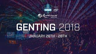 NewB vs Liquid ESL One Genting 2018 Grand Final Game 2 bo5