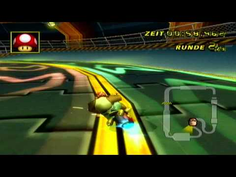 [MKW TAS World Record] Toad's Factory 1:47.184 - AUT Black