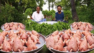 Green Chicken Recipe | Hariyali chicken recipe | Hyderabadi Hara Murgh Curry | Grandpa Kitchen