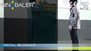 [SINOBALER - Drum Crushers, Barrel Flatteners, Drum Presses, ...] Video