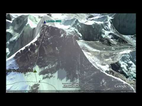 Mt Everest Virtual Climb