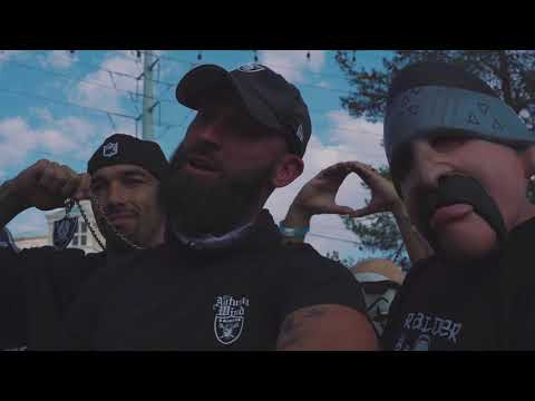 Graphk Raider- SO NATION (Official 2020 #Raiders Anthem)Official Music Video