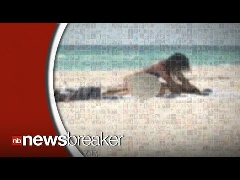 Florida Couple Arrested For Having Sex On A Beach With Children Watching video