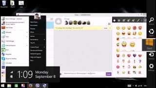 Windows8 မ်ားအတြက္ Viber မွာျမန္မာစာေတြ ့ရေအာင္လုပ္နည္း