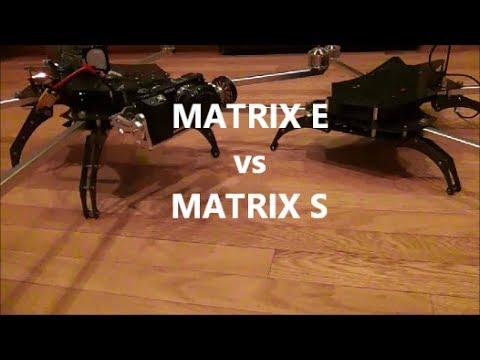 TURBO ACE Matrix E  VS.  Matrix S.  COMPARISON and E description