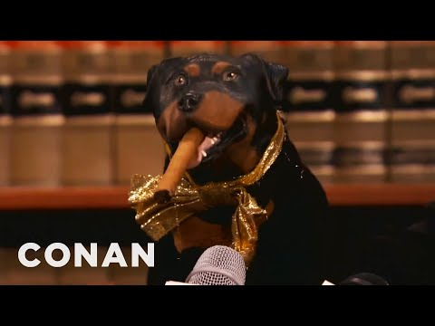 Triumph The Insult Comic Dog Is Suing Carnival Cruise Lines - CONAN on TBS