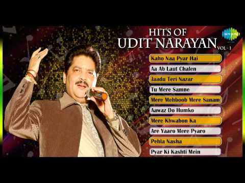 Hits Of Udit Narayan - Playback Singer - Best Bollywood Songs - Top 10 Hits - Vol 1
