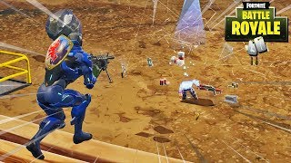 RECORD AANTAL KILLS IN EERSTE MINUTEN - Fortnite Battle Royale #35