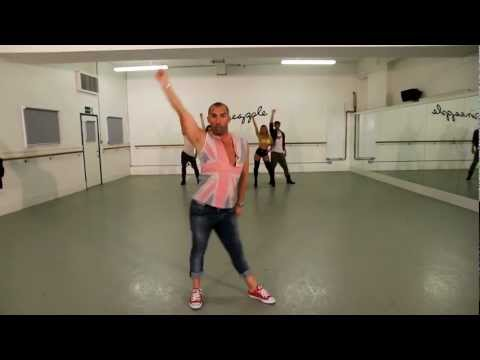 Louie Spence - Still Got It Never Lost It! Dance Routine Section 3