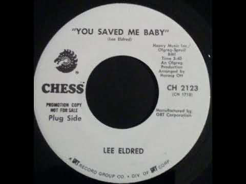 lee eldred you saved me baby youtube
