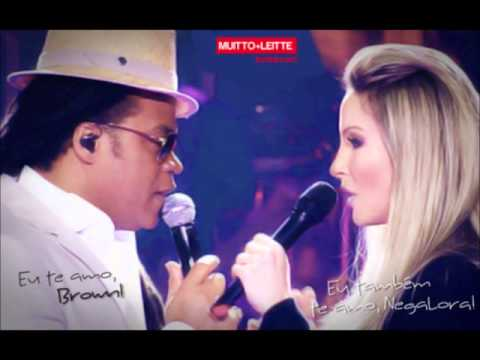 TANTINHO - CARLINHOS BROWN E CLAUDIA LEITTE - THE VOICE BRASIL