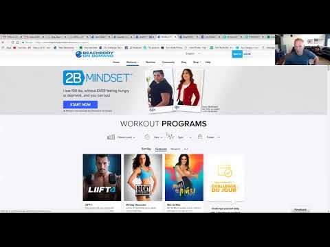 Fitness Gadgets! Streaming exercise programs