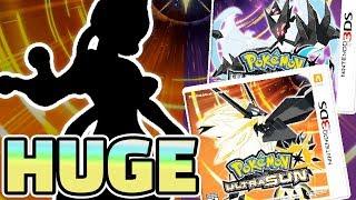 HUGE NEW CHANGES LEAKED! Pokemon Switch Soon + LAST Main 3DS Games - Pokemon Ultra Sun & Moon