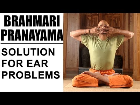 Brahmari Pranayama   Ultimate Solution For Ear Problems