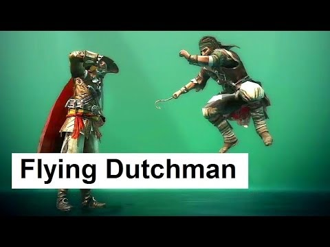 AC4 Multiplayer Event - The Flying Dutchmen: Tips and