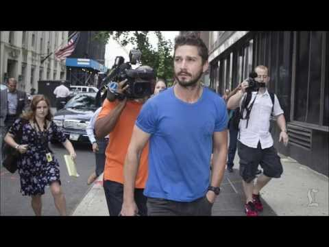 Shia LaBeouf arrested in disorderly conduct at Broadway show
