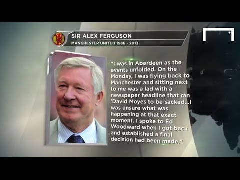 Moyes slowed down Man United's tempo - Ferguson