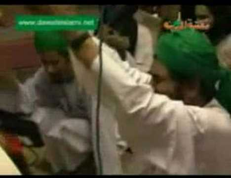 Maulana Ilyas Qadri Saying Farewells to Ramadan - Alwada Alwada...