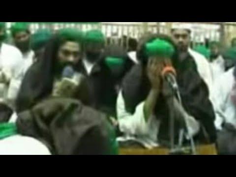 Maulana Ilyas Qadri Saying Farewells To Ramadan - Alwada Alwada Mahe Ramazan video