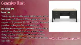 Home Office Computer Desk Furniture Reviews