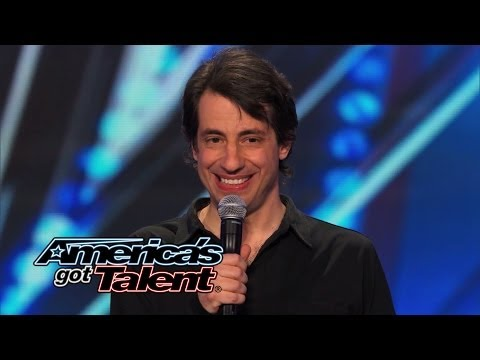 Dan Naturman: Stand Up Comic Reveals Dating Disasters   Americau0027s Got  Talent 2014 (