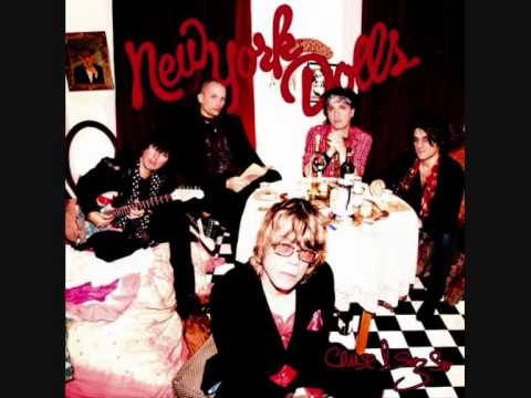New York Dolls - Temptation To Exist