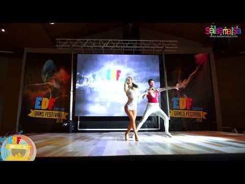 Ali Rasit Beyler - Busra Yasli Dance Performance | EDF-2018