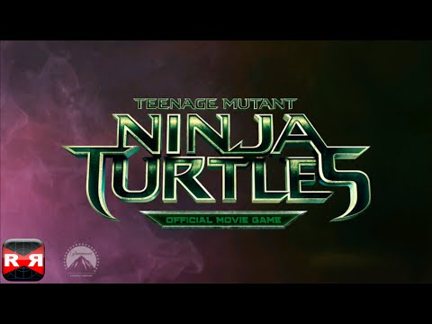 Teenage Mutant Ninja Turtles (By Nickelodeon) - iOS - iPhone/iPad/iPod Touch Gameplay