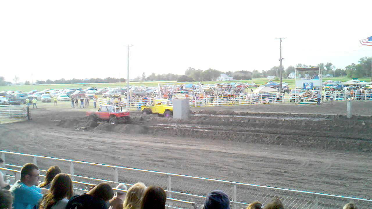 Mud Drags Nebraska Mud Drags---central City ne
