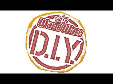 WarioWare: D.I.Y. Soundtrack -  Diamond News ~ Next Microgame!
