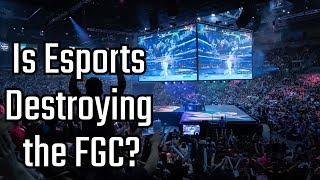 [Street Fighter V] Is Esports Destroying the FGC?