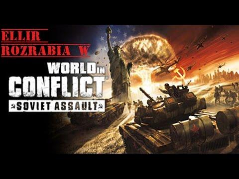 Ewakuacja cywili i obrona mostu I-90 (World in Conflict) #3