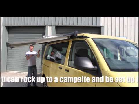 VW California Beach Camper van Review