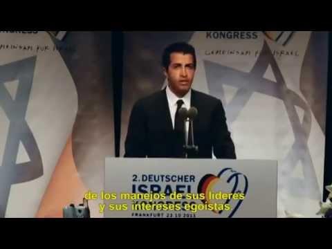 Hijo de Hamas convertino en cristiano- yo amo Israel