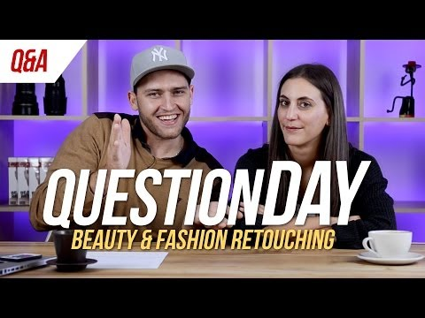 Answers & 10 Tips On Fashion & Beauty Retouching