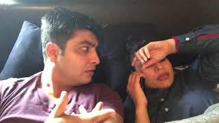 ਰਿਸਤੇਦਾਰਾਂ ਨਾਲ ਫੋਨ ਤੇ ਗਲਬਾਤ (in law) | Punjabi Funny Video | Mr Sammy Naz