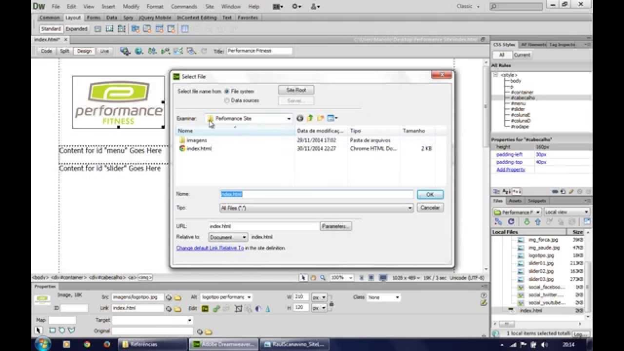 Adobe Dreamweaver Websites Adobe Dreamweaver Cs6