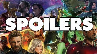 Avengers Infinity War - Spoiler Discussion