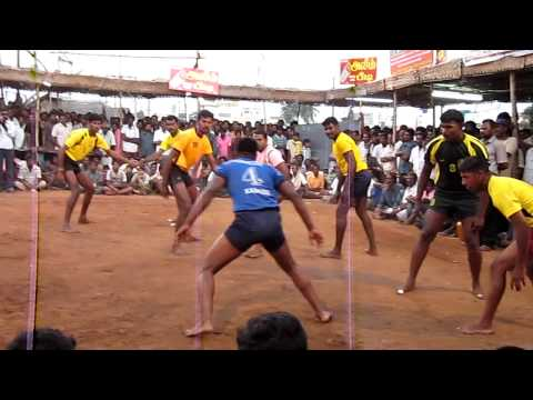 Gobi Kabadi Match 2011 - Quarter Finals video