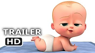 THE BOSS BABY Movie (2017)