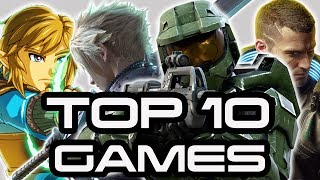 Top 10 Upcoming Games in 2019, 2020 & Beyond!