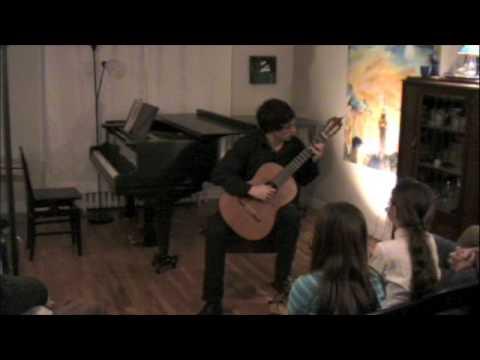 Jorge Morel - Sonatina II andante espressivo