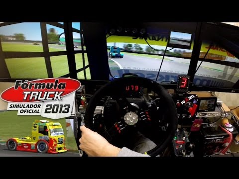 Formula Truck 2013 Gi Max Spi D Test